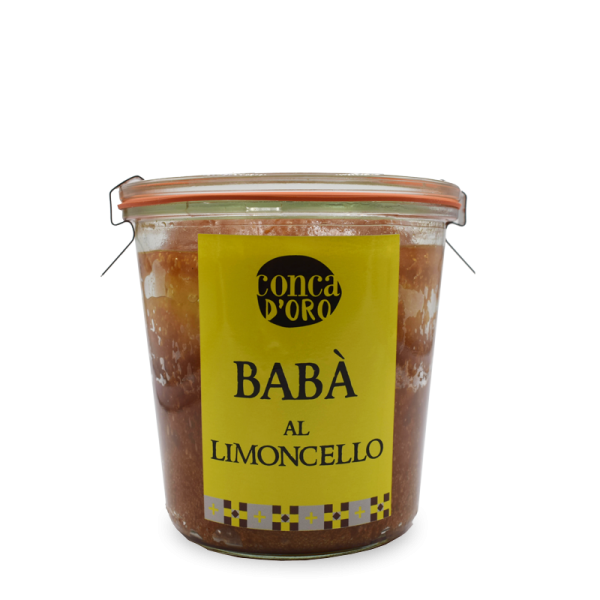 Babà Limoncello 300 gr