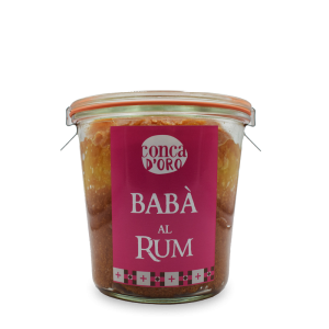 Babà Rum 300 gr