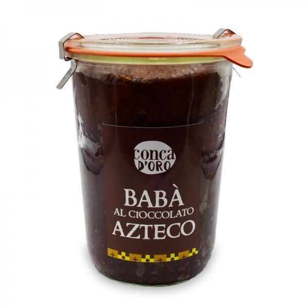 Babà Cioccolato Azteco 500 gr