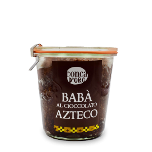 Babà Cioccolato Azteco 300 gr
